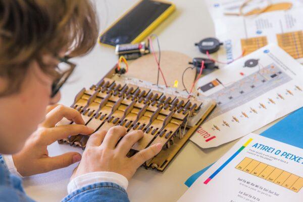 Atelier Digital Piano Eletrónico