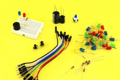 The Inventors in a Box Arquimedes Eletrónica