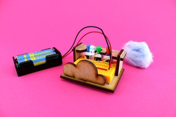 The Inventors in a Box Marconi Nuvem Eletrónica