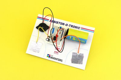 The Inventors in a Box Marconi Resistor-o-tronic