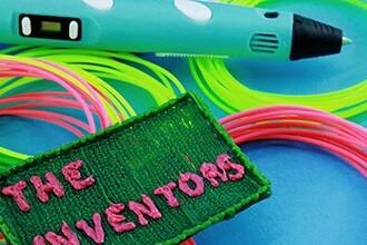 Campos de Férias de Verão The Inventors canetas
